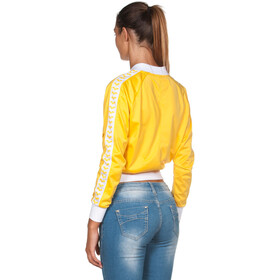arena Relax IV Team Jacket Damen lily yellow/white/lily yellow